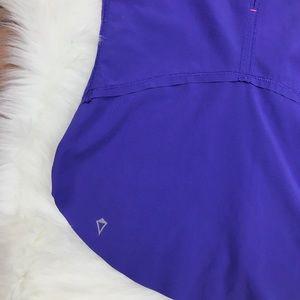 Ivivva Shirts & Tops - Ivivva Girls Lululemon Purple To The Tee Tank Top